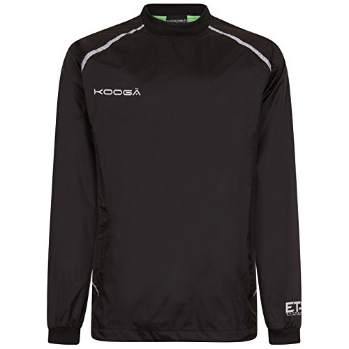 Kooga Extreme Technical Vortex warm up Rugby top [Black]