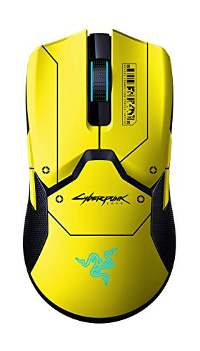 Razer Viper Ultimate Cyberpunk 2077 Edition Wireless Gaming Mouse With Dock Certified Refurbished