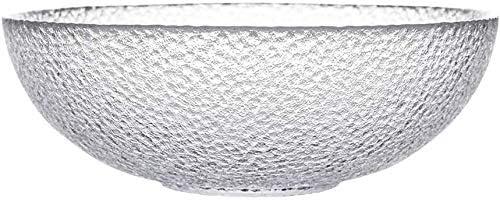 Indefinitely overseas Salad Bowl Bowls Transparent Fruit L Glass