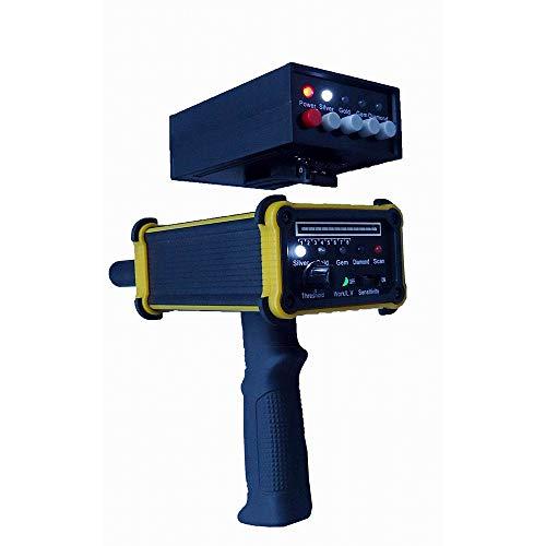 ANLW Metal Hawk GR100 - Detector de Metales con tecnología de Puntero...