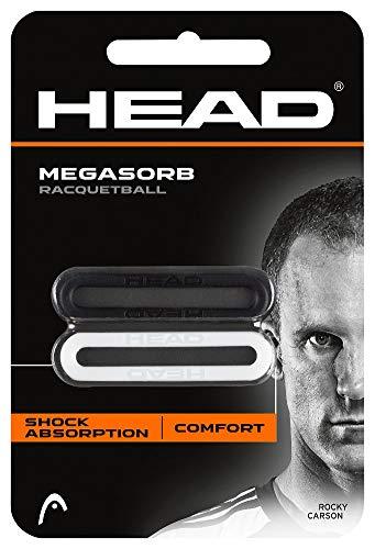 HEAD Megasorb Racquetball Racket Vibration Dampener - Racquet String Shock Absorber