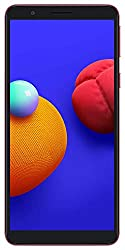 Samsung Galaxy M01 Core (Red, 1GB RAM, 16GB Storage) with No Cost EMI/Additional Exchange Offers,Samsung,SM-M013FZRDINS