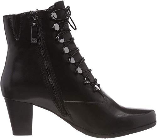 Gerry Weber Shoes Damen Louanne 14 Stiefeletten, Schwarz (Schwarz 100), 39 EU
