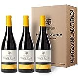 Monte Xanic Syrah KIT (3 botellas) Vino Tinto Mexicano