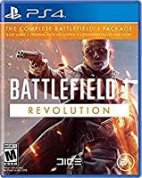 Battlefield 1 Revolution Edition PS4 【You&Me】 [並行輸入品]