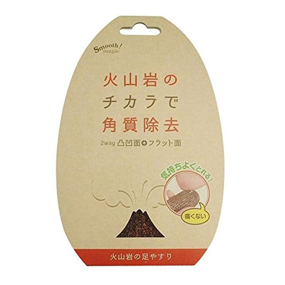 鈍い要件抑制ラッキーウィンク 火山岩の足やすり KAY800