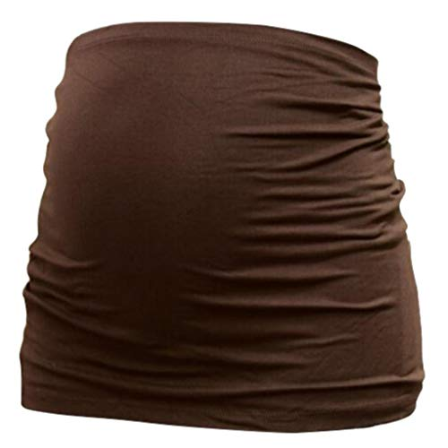 KAZOGU Banda de Vientre de algodón Puro Mujeres Embarazadas Cinturón de Maternidad Cintura Tonificación de la Espalda Cinturones de Soporte Cuna prenatal