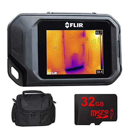 Flir c2 compact full-featured thermal imaging system (72001-0101)...