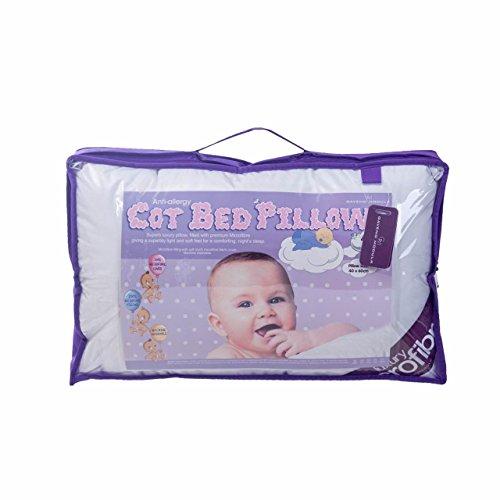 Selct-ed Roma Bettdecke für Baby/Kleinkinder, antiallergen, Mikrofaser, für Kinder ab 12 Monaten, sehr weich