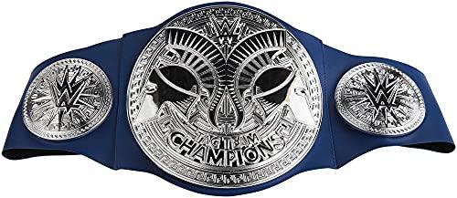 Mattel WWE-Cinturón de campeonato Smackdown, juguetes niños +8 años FLB12, multicolor , color/modelo surtido
