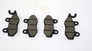Yamaha YXR 700 Rhino FL 4X4 Auto Rear Brake Pads