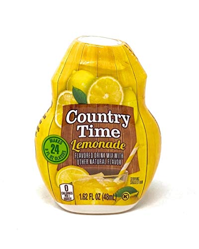 Country Time Lemonade Flavored Drink Mix ~ 1.62 oz
