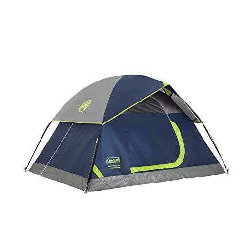Coleman Sundome 2-Person Dome Tent, Navy