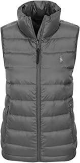 Polo Ralph Lauren Nylon Down-Filled Quilted