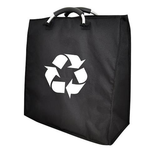 IRIS   Bolsa Reciclaje 3 Compartim. Negra 9331T