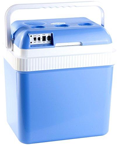 Xcase Glacière électrique Isotherme Chaud/Froid - 24 litres