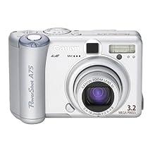Canon PowerShot a753.2MPデジタルカメラwith 3x光学ズーム(Oldモデル)