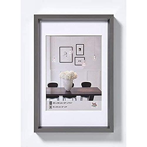walther design ES050D Steel Style, kunststof frame 40x50 cm, staal