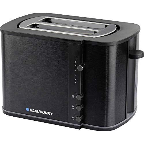 Blaupunkt tss801bkTostadora de Pan Electrica; 2ranuras 870W, Libre de BPA; recalentar descongelar...
