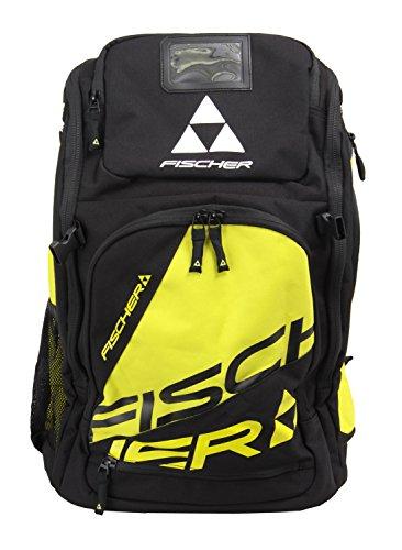 Fischer Skischuh + Helm Rucksack Alpine Race Boot & Helmet Backpack 36