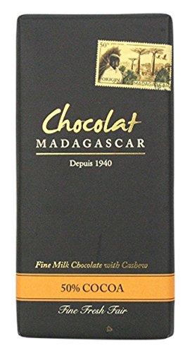 ミルクチョコレート50% カシューナッツ