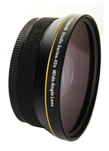 Polaroid Studio Series .43X HD Wide Angle Lens ...