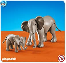 PLAYMOBIL® Add-On Series - 1 Large and 1 Small Elephant