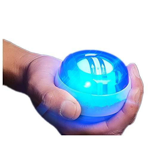 Giroscopios para ejercicio De arranque automático de muñeca bola del ejercicio de entrenamiento de la fuerza brazo de la muñeca Equipo bola de la muñeca de la muñeca de la bola Fortalecedor de la muñe