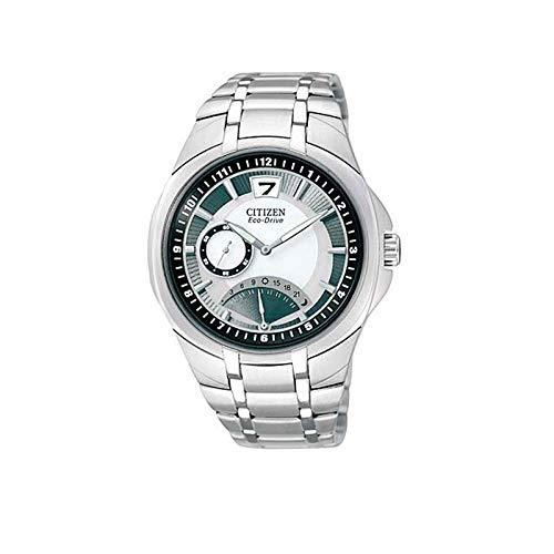 Reloj Citizen Retrograde Eco Drive con cronógrafo BR0050-51F