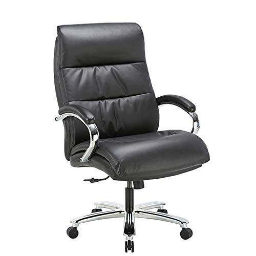 CLATINA Ergonomic Big and Tall Executive Office Chair with...