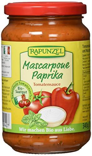 Rapunzel Tom. Sauce Mascarpone, 330 g