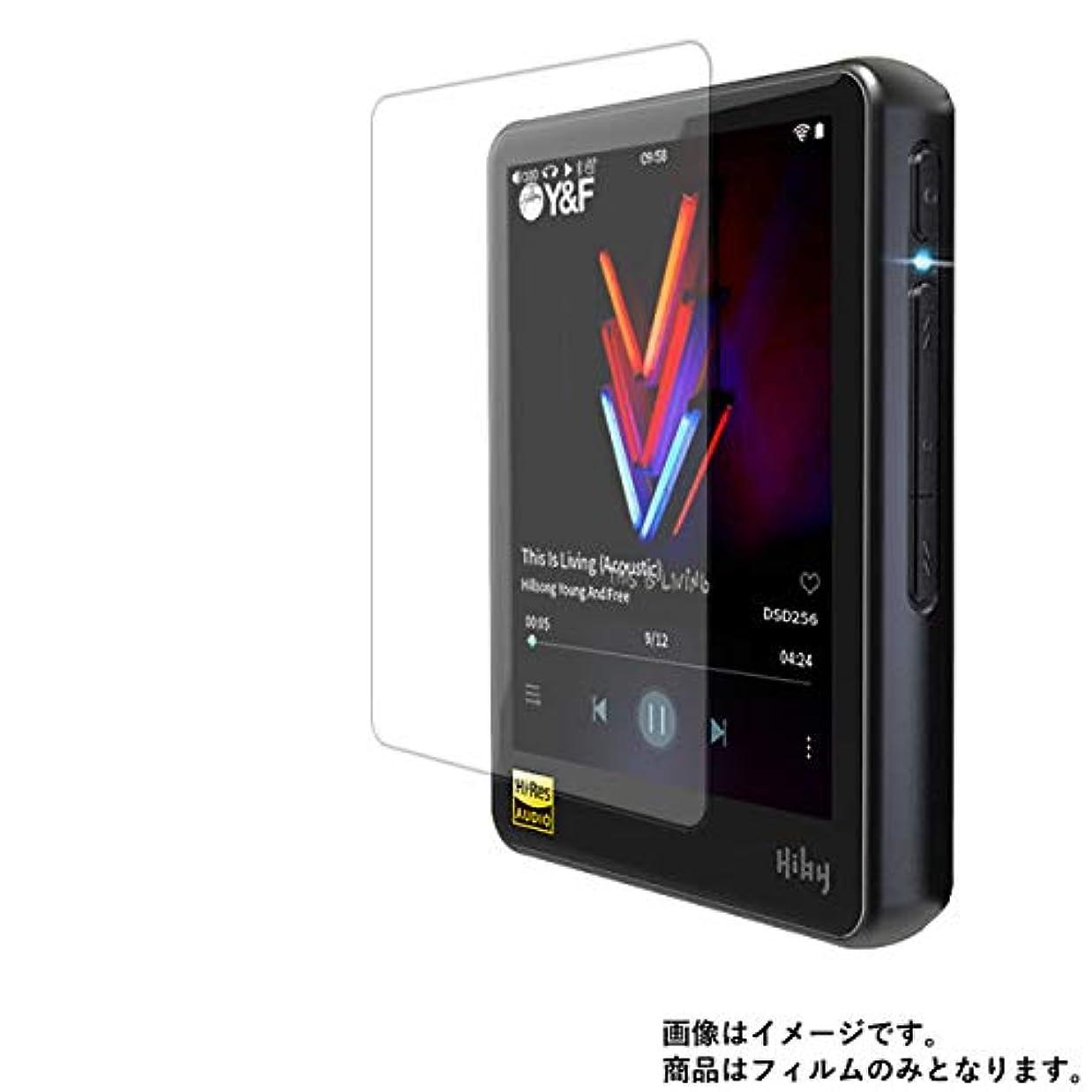 発生する慢幻影HiBy Music HiBy R3 用 液晶保護フィルム 反射防止(マット)タイプ