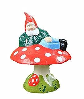 Pixieland Traditional Ornament Resting Toadstool