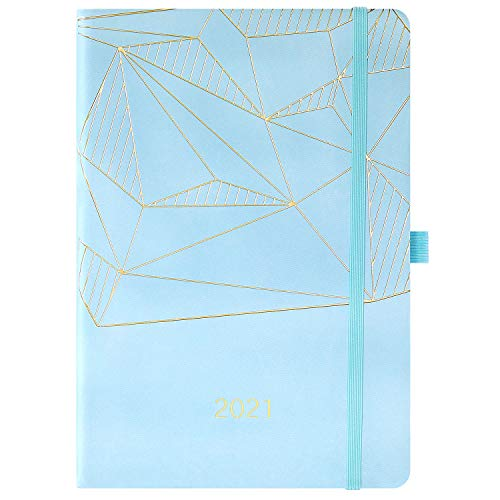 Eono Diary 2021 - A5 Week to View Diary, 2021 & 2022 Calendars Overview...