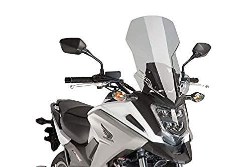 Puig 8910H Cupolino Touring Transparente (Fumè Chiaro)
