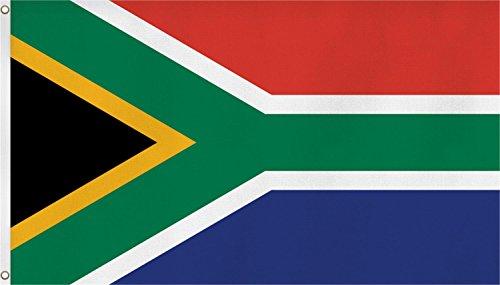 normani Flagge Fahne ca. 90x150 cm Nationalflagge Nationalfahne Farbe Südafrika