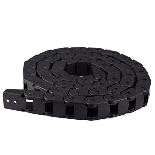 TOOGOO 10 x 10 mm L1000 mm Cable Drag Chain Transportador con ...