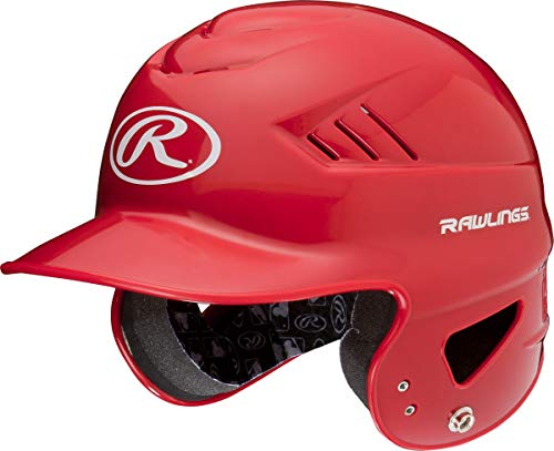 Rawlings Coolflo T-Ball Helmet, Scarlet