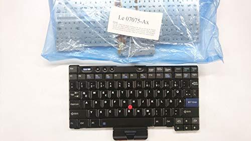 TC-MALL Lenovo Keyboard DE T410 T420 X220 W510 W520 T510 T520 T400s X220t X220i