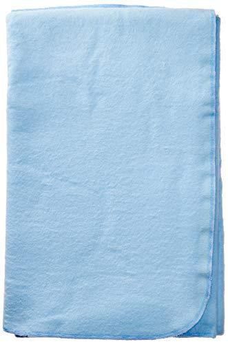 Papi Textil 4513027401, Cobertor Liso, 1.10mx90cm, Azul
