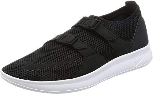 Nike Air Sock Racer SE Zapatillas de correr para hombre, Negro (Blanco/Blanco-Rojo), 42.5 EU