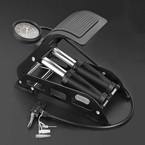 LGFV Dubbele Cilinder Vouw Draagbare Hoge Druk Mini Pomp Geschikt voor Auto Fiets Motorfiets