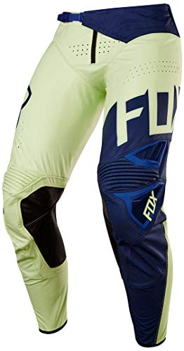 Fox Flexair Libra Indianapolis Pant Navy/Yellow