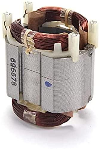 Reemplazo de campo de estator para MAKITA HR2470T HR2470CAP HR2470A HR2470 HR2460 626578-1 herramientas de taladro de martillo eléctrico