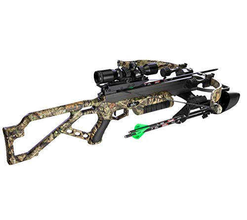 Excalibur Hunting Crossbow 340 Breakup Country Recurve Package, Multi, One Size (E73687)