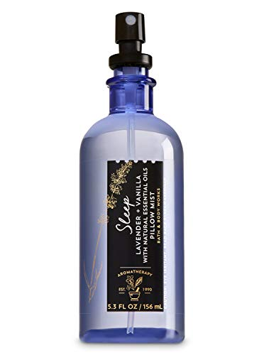 Bath and Body Works Aromatherapy Pillow Mist Lavender Vanilla (Retired...