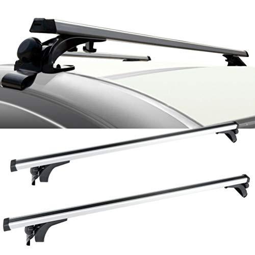 "OCPTY Roof Rack Cross Bar Cargo Carrier Fit For 2017 For Toyota Prius Prime,2012-2017 For Toyota Prius V,1991-1997 For Toyota Tercel,2012-2018 For Toyota Prius C Adjustable 50"" Roof Rack Crossbars"