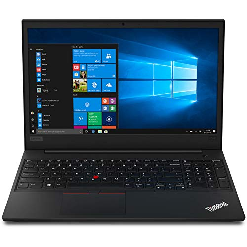 Lenovo E595 15.6' Laptop - Ryzen 5 2.1GHz CPU, 8GB RAM, 256GB SSD, Windows 10 Pro