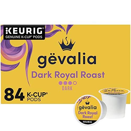 Gevalia Signature Blend Mild Roast K-Cup Coffee Pods (84 Pods)