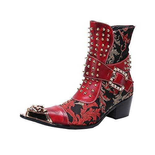 【ᐅᐅ】Rote Cowboystiefel Herren - Top 5 Produkte im Vergleich!